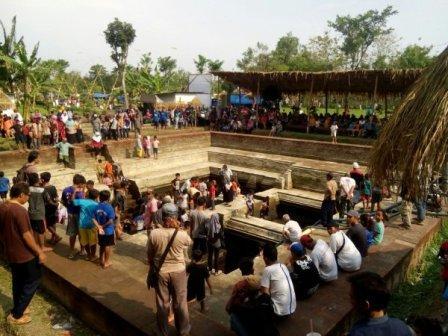 Wisata Sejarah Pemandian Dewi Sri