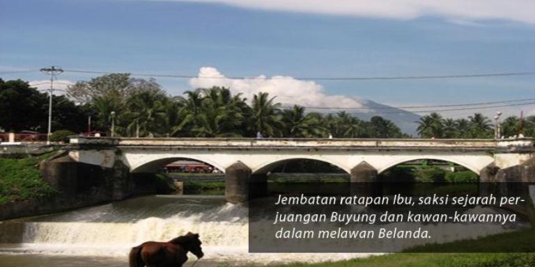 Jembatan Masa Lalu, Ratapan Ibu