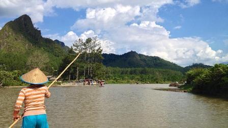 Kapalo Banda Taram Bukan di Vietnam Lo