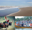 Objek Wisata Pantai Cipatujah Tasikmalaya