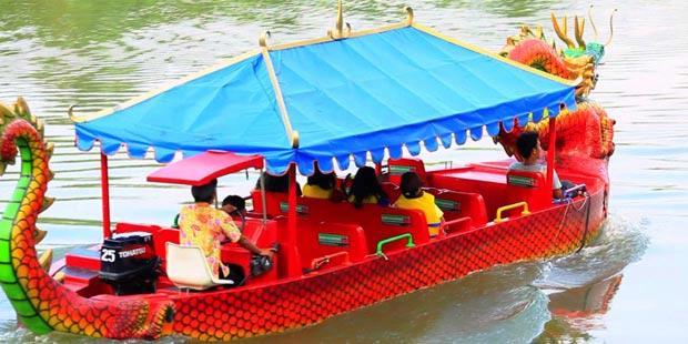 Dragon Boat Taman Mekarsari