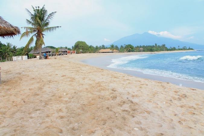 Keindahan Pantai Laguna Kalianda