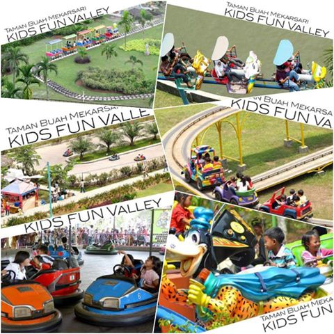 Kids Fun Valley Mekarsari