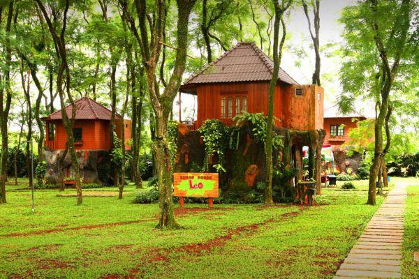 Rumah Pohon Taman Mekarsari