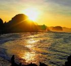 Sunrise Pantai Goa China via Bisnis Kini
