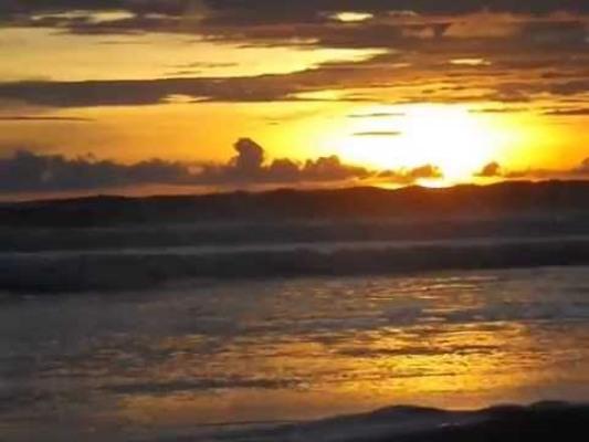 Sunset Pantai Jetis Purworejo