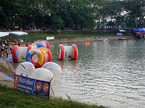Water Zone Taman Buah Mekarsari