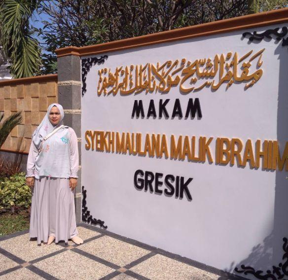 Makam Sunan Maulana Malik Ibrahim via @elynawarti