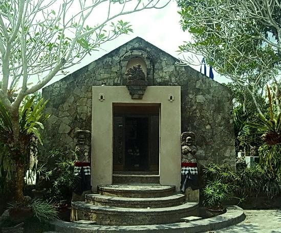 Museum Pendet di Ubud