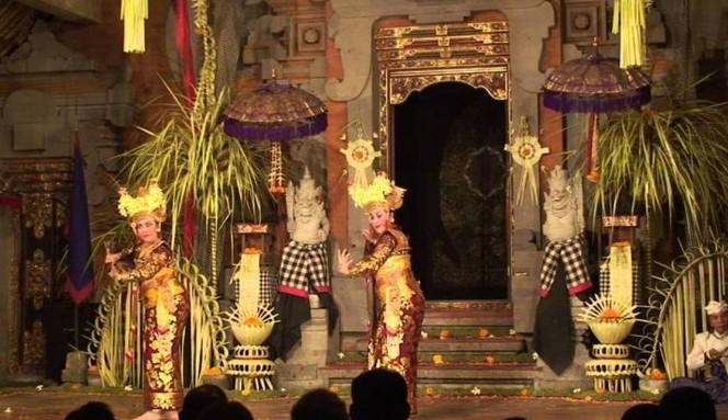 Wisata Tari Legong Mahabharata