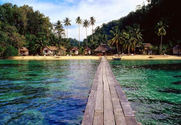 Wisata Teluk Tomini Gorontalo
