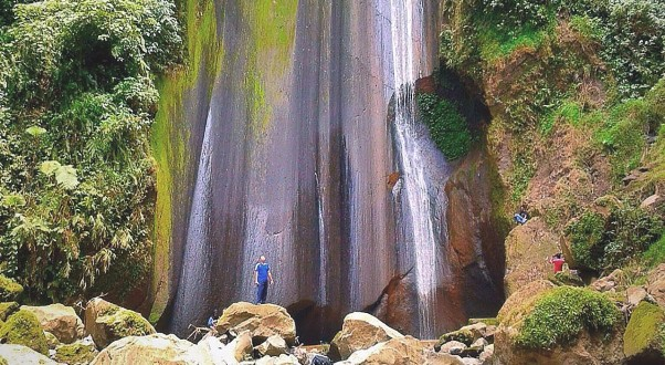 Air Terjun Sumber Pakis II