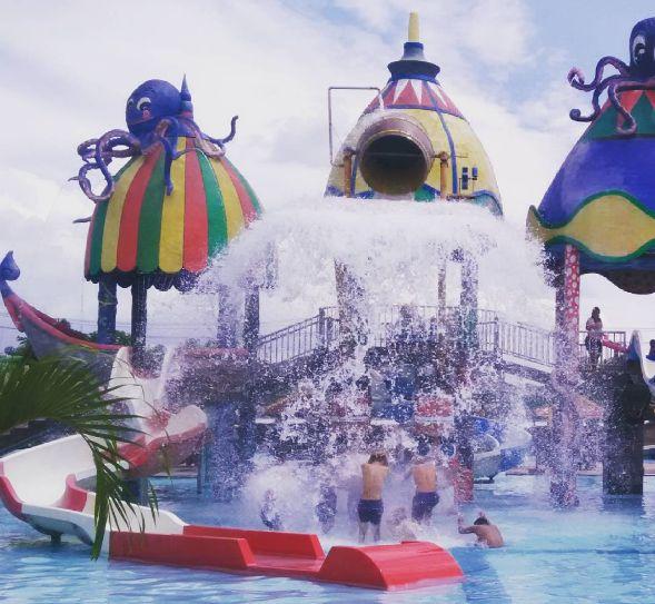 Liburan Seru ke Sun City & Theme Park
