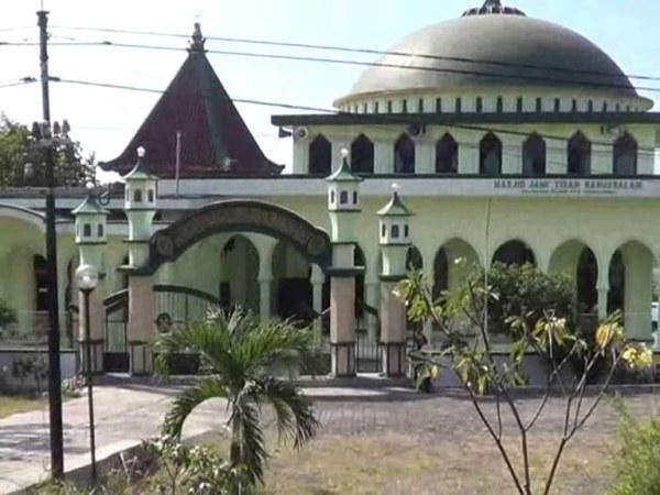 Masjid Tiban Babussalam