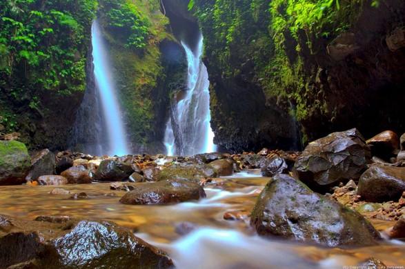 Objek Wisata Alam Air Terjun Seweru