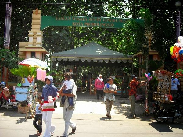 Taman Wisata Studi Lingkungan (TWSL) - tempat wisata di Probolinggo