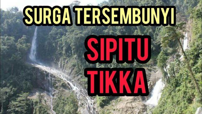 Air Terjun Sipitu Tikka via Youtube
