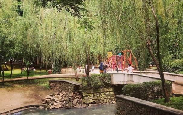 Bersantai ke Taman Langsat via @korneliapramesti