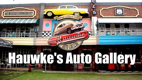 Hauwke's Auto Gallery Kayak Museum Angkut di Malang via Youtube