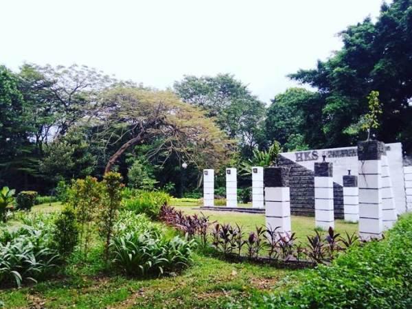 Hutan Kota Srengseng via @hudi_bits