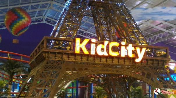 KidCity Transmart Cilandak via Foody