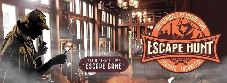 Liburan Menantang di The Escape Hunt