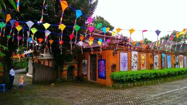 Mengunjungi Museum Layang – Layang via trendcornerid