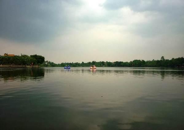 Mengunjungi Setu Babakan Jakarta Selatan via kprihatmono