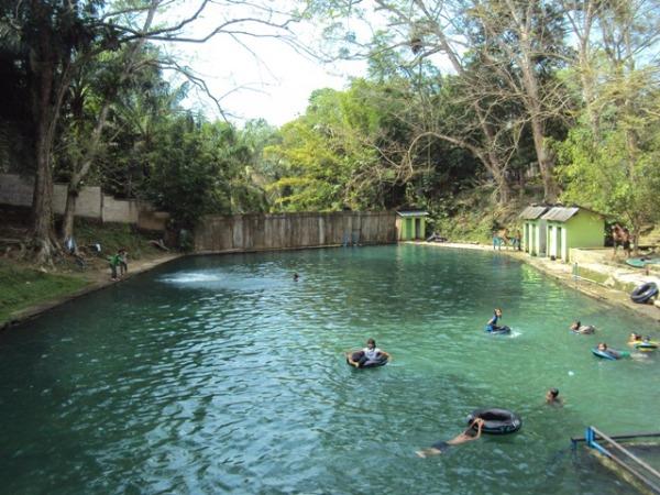 Pemandian Alam Swimbath via permatasumut