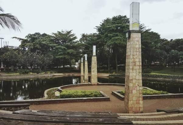 Taman Ayodya via @Johanfernandi