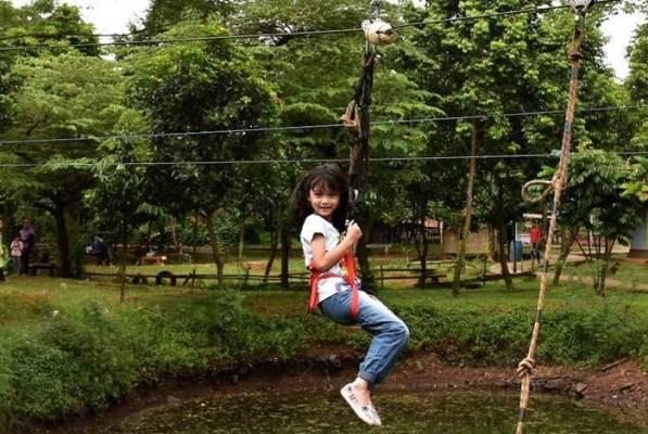 Tempat Wisata Anak di Jakarta Selatan, Kampung Main Cipulir