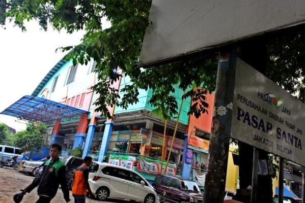 Wisata Belanja ke Pasar Santa Jaksel