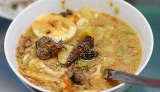 Wisata Kuliner Soto Betawi Fatmawati