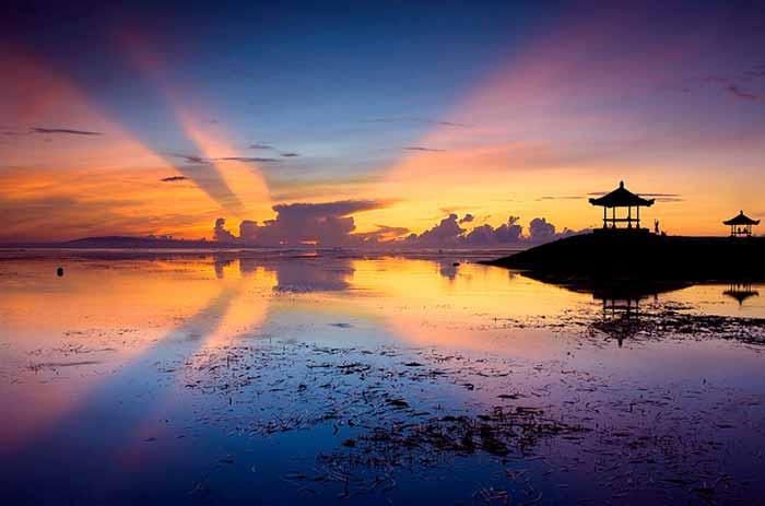 Keindahan Pantai Sanur Bali