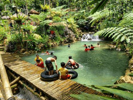 Taman Sungai Mudal via Reservasi
