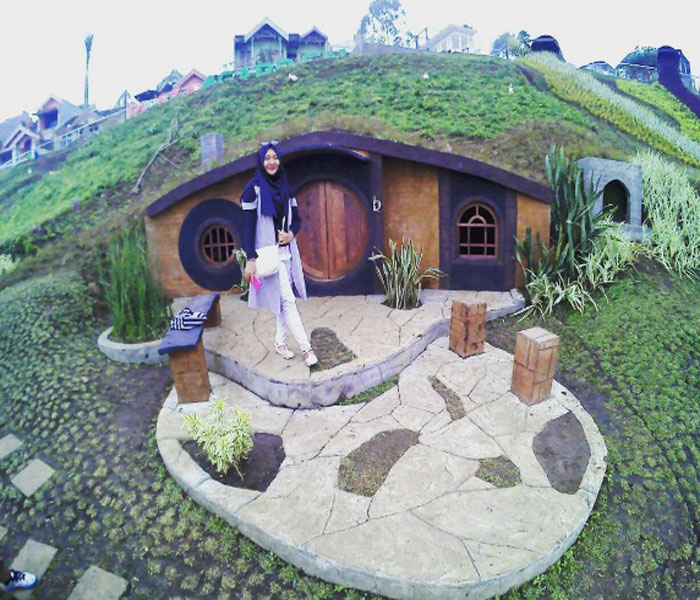 Hobbit House Ala Lord Of The Ring