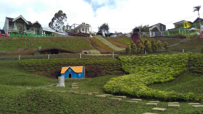 Liburan Seru ke Taman Kelinci via dakatour
