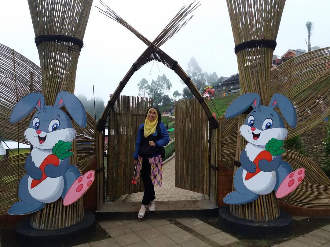 Main-main ke Taman Kelinci via dakatour