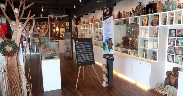 Owl Museum - Tempat wisata di Penang