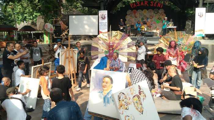 Pasar Seni Taman Impian Jaya Ancol