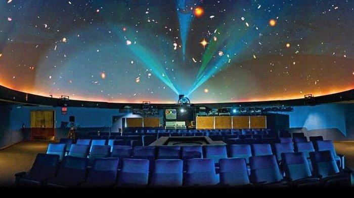 Planetarium Taman Ismail Marzuki via Tribunnews