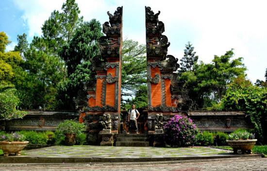 Taman Bali via Cendananews