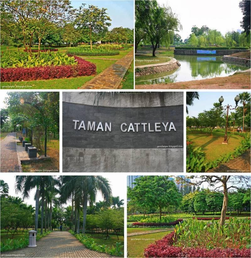 Taman Cattleya Jakarta Barat via Iyaa