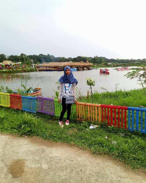Taman Limo Bekasi via @uwiin2