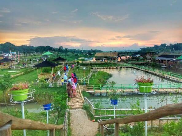 Taman Limo Cikarang via Datawisata