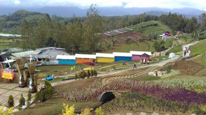 Wahana Liburan Taman Kelinci Malang