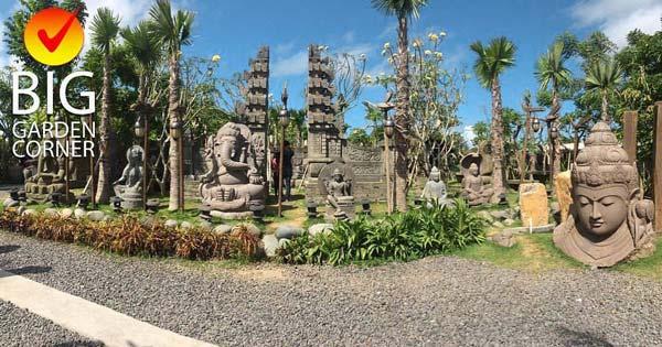Big Garden Corner Sanur via Rentalmobilbali - Tempat wisata di Denpasar