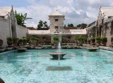 Istana Air Taman Sari Yogyakarta via Tribunnews