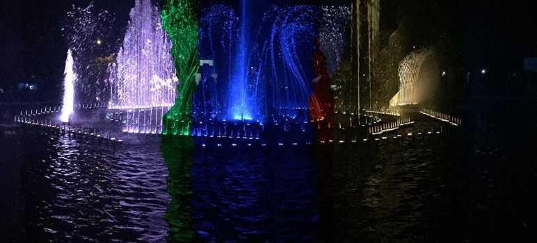 Lumintang Park Denpasar Via kintamani