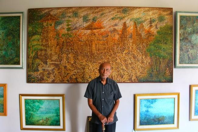 Museum Lukisan Sidik Jari via Indonesiakaya